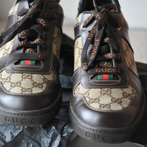 Sold Gucci Sneakers